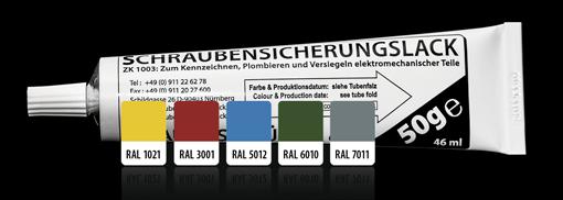 Schraubensicherungslack from H. August Müller e.K.